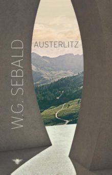 Omslag Austerlitz - W.G. Sebald