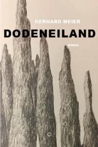 Omslag Dodeneiland - Gerhard Meier