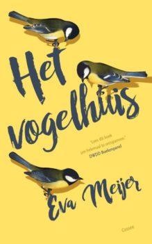 Omslag Het vogelhuis - Eva Meijer
