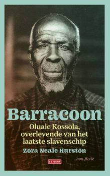 Omslag Barracoon - Zora Neale Hurston