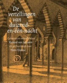 Omslag De vertellingen van duizen-en-één-nacht - Gekozen en vertaald door Richard van Leeuwen