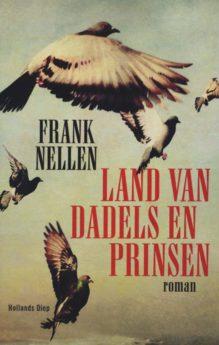Omslag Land van dadels en prinsen - Frank Nellen