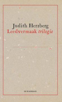 Omslag Leedvermaak trilogie - Judith Herzberg