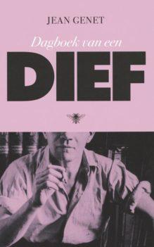 Omslag Dagboek van een dief - Jean Genet