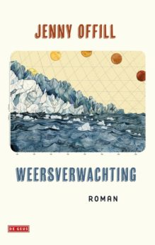 Omslag Weersverwachting - Jenny Offill