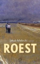 Omslag Roest - Jakub Malecki