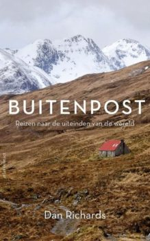 Omslag Buitenpost - Dan Richards