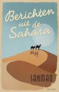 Omslag Berichten uit de Sahara - Sanmao