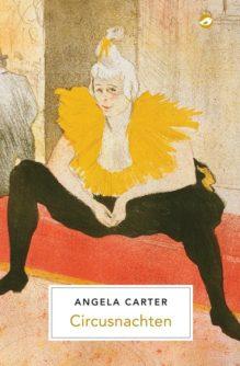 Omslag Circusnachten - Angela Carter
