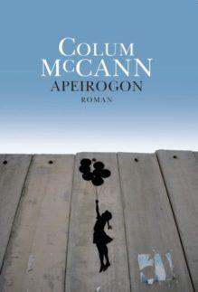 Omslag Apeirogon - Colum McCann
