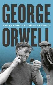 Omslag Aan de grond in Londen en Parijs - George Orwell