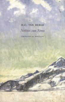 Omslag Notities van Nemo  - H.C. ten Berge