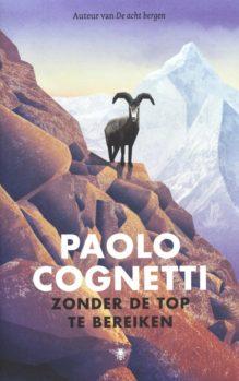 Omslag Zonder de top te bereiken - Paolo Cognetti