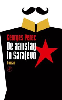 Omslag De aanslag in Serajevo - Georges Perec