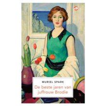 Omslag De beste jaren van juffrouw Brodie - Muriel Spark