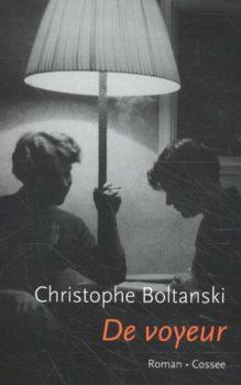 Omslag De voyeur - Christophe Boltanski