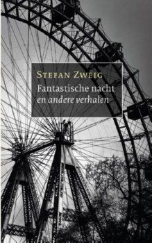 Omslag Fantastische nacht en andere verhalen - Stefan Zweig