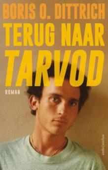 Omslag Terug naar Tarvod - Boris Dittrich