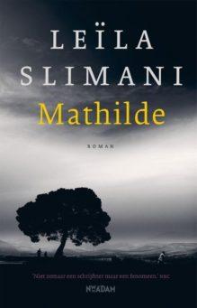 Omslag Mathilde - Leïla Slimani
