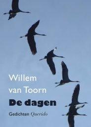 Omslag De dagen - Willem van  Toorn