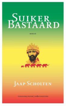 Omslag Suikerbastaard - Jaap Scholten