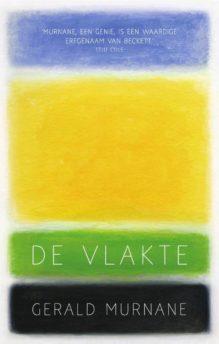 Omslag De vlakte - Gerald Murnane