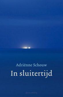 Omslag In sluitertijd - Adriënne Schouw