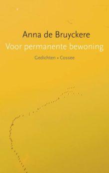 Omslag Voor permanente bewoning - Anna de Bruyckere