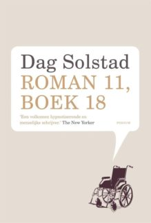 Omslag Roman 11, boek 18 - Dag Solstad