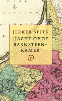 Omslag Jacht op de barnsteenkamer - Jerker Spits
