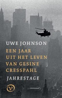 Omslag Een jaar uit het leven van Gesine Cresspahl. Jahrestage - Uwe Johnson