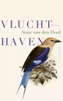 Omslag Vluchthaven - Anne van den Dool
