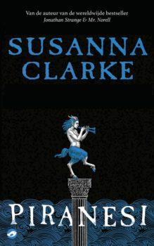 Omslag Piranesi - Susanna Clarke