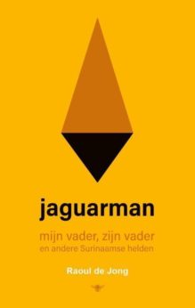 Omslag Jaguarman - Raoul de Jong