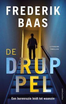 Omslag De druppel - Frederik Baas