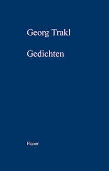 Omslag Gedichten - Georg Trakl