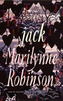 Omslag Jack - Marilynne Robinson