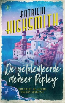 Omslag De getalenteerde Mr. Ripley - Patricia Highsmith