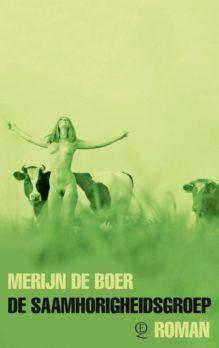 Omslag De saamhorigheidsgroep - Merijn de Boer