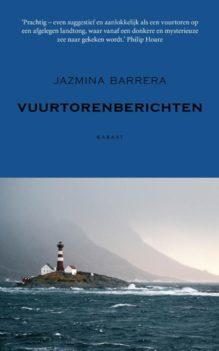 Omslag Vuurtorenberichten - Jazmina Barrera