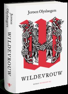 Omslag Wildevrouw - Jeroen Olyslaegers