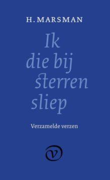 Omslag Ik die bij sterren sliep - H. Marsman
