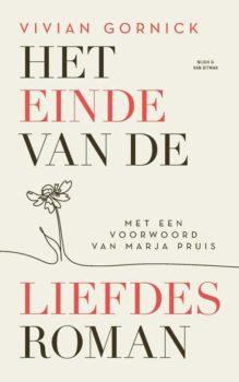 Omslag Het einde van de liefdesroman - Vivian Gornick