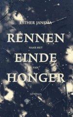 Omslag Rennen naar het einde van honger - Esther Jansma