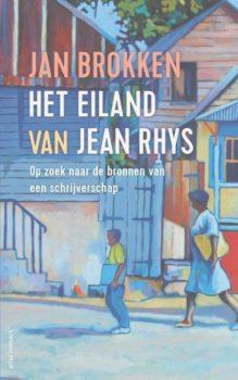 Omslag Het eiland van Jean Rhys - Jan Brokken