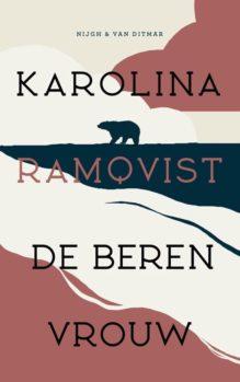 Omslag De berenvrouw - Karolina Ramqvist