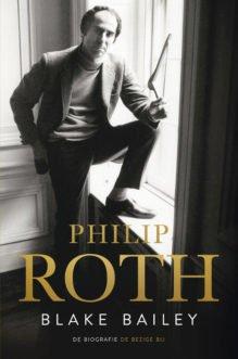 Omslag Philip Roth - Blake Bailey